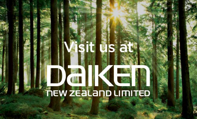 Visit us at Daiken New Zealand